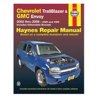 Haynes Chevrolet TrailBlazer, GMC Envoy & Buick Rainer, '02-'09 Manual from Blain's Farm and Fleet