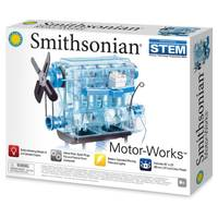 Smithsonian Motor-Works from Blain's Farm and Fleet