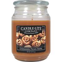 Candle-Lite Cinnamon Pecan Swirl Candle from Blain's Farm and Fleet