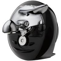 Hamilton Beach Walk N' Cut Black / Chrome Can Opener from Blain's Farm and Fleet