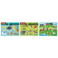 Melissa & Doug Sound Puzzle Assortment from Blain's Farm and Fleet