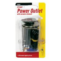 Custom Accessories 12 Volt Auxilliary Power Outlet from Blain's Farm and Fleet