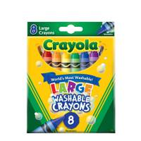 Crayola Washable Crayons from Blain's Farm and Fleet