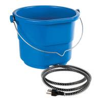 Allied Precision 10 Quart Heated Flat-Back Bucket from Blain's Farm and Fleet