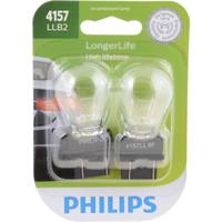 Philips Automotive Lighting 4157 LongerLife Signaling Mini Light Bulbs from Blain's Farm and Fleet