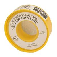Plumb Craft by Waxman Yellow Gas Tape from Blain's Farm and Fleet