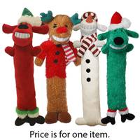 Multipet International Holiday Loofa Dog from Blain's Farm and Fleet