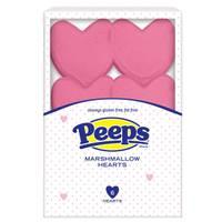 Peeps Pink Marshmallow Hearts from Blain's Farm and Fleet