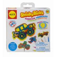 Alex Toys Shrinky Dinks Vehicles On The Move Kit from Blain's Farm and Fleet