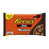 Reese's Mini Dark Chocolate Peanut Butter Cups from Blain's Farm and Fleet