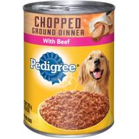Pedigree Meaty Ground Dinner Dog Food from Blain's Farm and Fleet