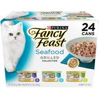 Fancy Feast Grilled Seafood Feast Variety Pack from Blain's Farm and Fleet