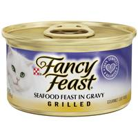 Fancy Feast Grilled Seafood Feast In Gravy from Blain's Farm and Fleet