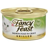 Fancy Feast Grilled Salmon Feast In Gravy from Blain's Farm and Fleet