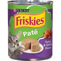 Friskies Pate Turkey & Giblets Dinner from Blain's Farm and Fleet