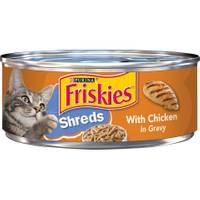Friskies Shreds With Chicken In Gravy from Blain's Farm and Fleet