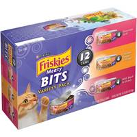 Friskies Meaty Bits Variety Pack from Blain's Farm and Fleet