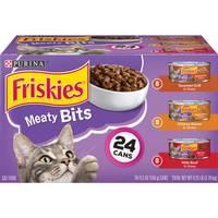 Friskies Meaty Bits Variety Pack from Blain's Farm and Fleet
