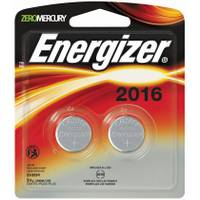Energizer Button Cell Battery - 2 Pack from Blain's Farm and Fleet