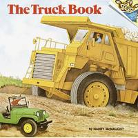 Little Golden Books Truck Book 8x8 Pictureback Book from Blain's Farm and Fleet