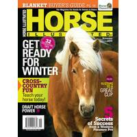 i-5 Publishing Horse Illustrated Magazine from Blain's Farm and Fleet