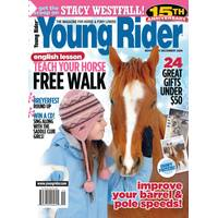 i-5 Publishing Young Rider Magazine from Blain's Farm and Fleet