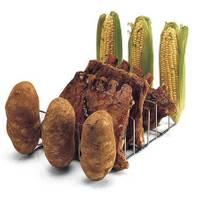 Char-Broil Potato & Rib Rack from Blain's Farm and Fleet