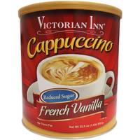 Victorian Inn Reduced Sugar Cappuccino Mix from Blain's Farm and Fleet
