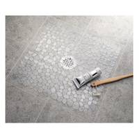 InterDesign Pebblz Collection Bathroom Shower Mat from Blain's Farm and Fleet