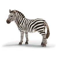 Schleich Female Zebra Figurine from Blain's Farm and Fleet