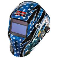 K - T Industries, Inc. Patriotic Auto - Darkening Welding Helmet from Blain's Farm and Fleet