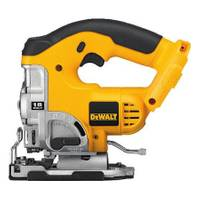 DEWALT 18V Cordless Jigsaw with Keyless Blade Change from Blain's Farm and Fleet
