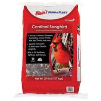 Blain's Farm & Fleet 20 lb Cardinal Songbird Bird Seed from Blain's Farm and Fleet