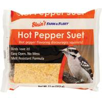 Blain's Farm & Fleet Hot Pepper Suet from Blain's Farm and Fleet
