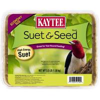 Kaytee Suet & Seed from Blain's Farm and Fleet