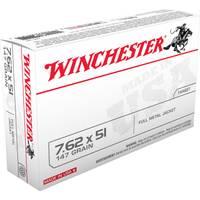 Winchester USA NATO 7.62 x 51mm Ammo from Blain's Farm and Fleet
