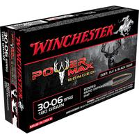 Winchester Super - X 30 - 06 Springfield Power Max Bonded Ammo from Blain's Farm and Fleet