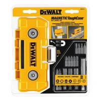 DEWALT Impact Ready Magnetic Toughcase Drill Accessory Set from Blain's Farm and Fleet