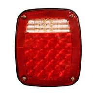 Blazer International LED Universal Stop Turn Tail with Backup from Blain's Farm and Fleet