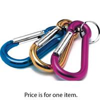 Performance Tool Multi Color D Clip Key Fishbowl from Blain's Farm and Fleet