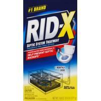 Rid-X Powder Septic Treatment from Blain's Farm and Fleet
