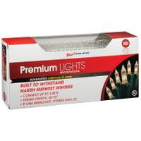 Blain's Farm & Fleet Premium 100-Light Indoor & Outdoor Mini Christmas Lights from Blain's Farm and Fleet