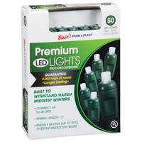 Blain's Farm & Fleet Premium Cool White 50-Light LED Light Set from Blain's Farm and Fleet
