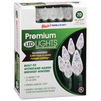 Blain's Farm & Fleet Premium C6 Faceted 70-Light LED Light Set from Blain's Farm and Fleet