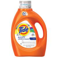 Tide High Efficiency Original Scent Laundry Detergent with Bleach from Blain's Farm and Fleet