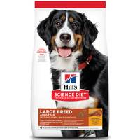 Hills Science Diet 17.5 lb Adult Large Breed Dry Dog Food from Blain's Farm and Fleet
