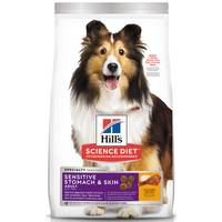 Hill's Science Diet 30 lb Chicken & Barley Adult Sensitive Stomach & Skin Dog Food from Blain's Farm and Fleet