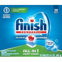 Finish Powerball Tabs from Blain's Farm and Fleet