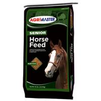 Agrimaster 50 lb Senior Horse Feed from Blain's Farm and Fleet