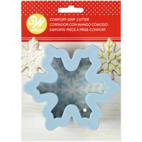 Wilton Comfort Grip Snowflake Cookie Cutter from Blain's Farm and Fleet